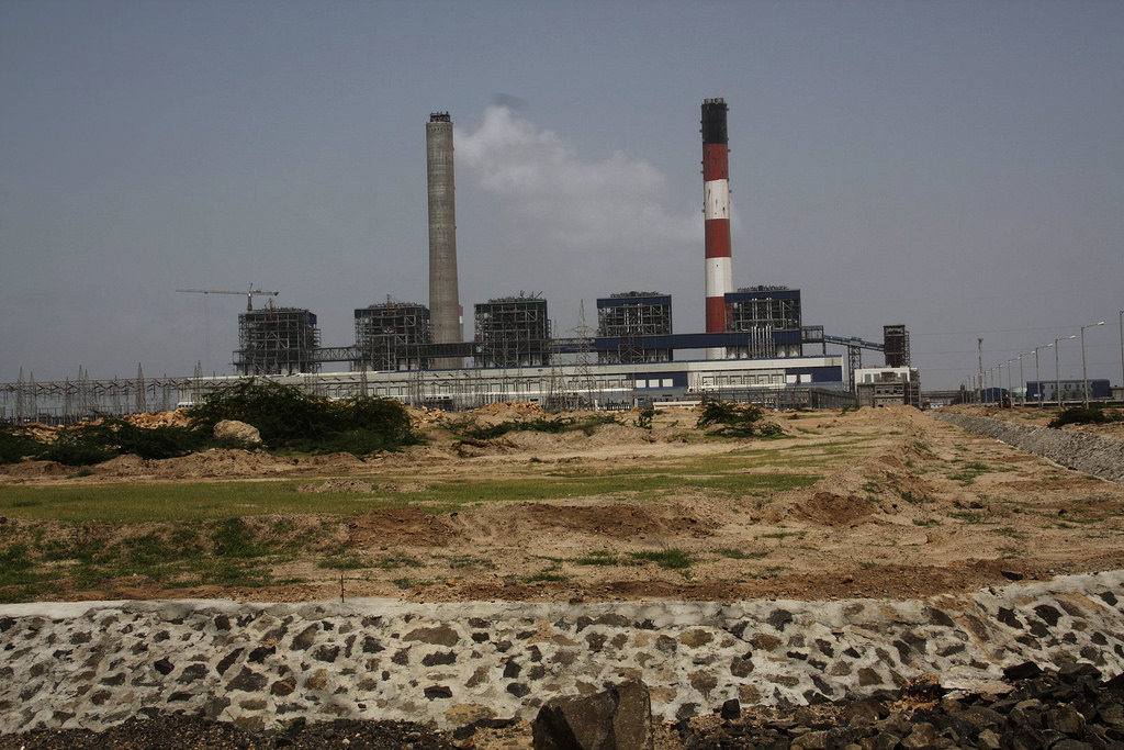 Mundra Ultra Mega Power Project, India