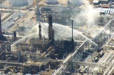 BP PLANT EXPLOSION
